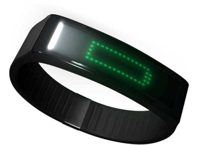 wireless charging solution for activity trackers