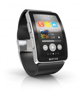 Wireless charging for smartwatches