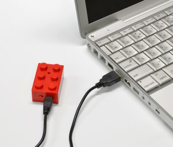 Small Lego Camera