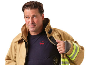 Wearables for Firefighters
