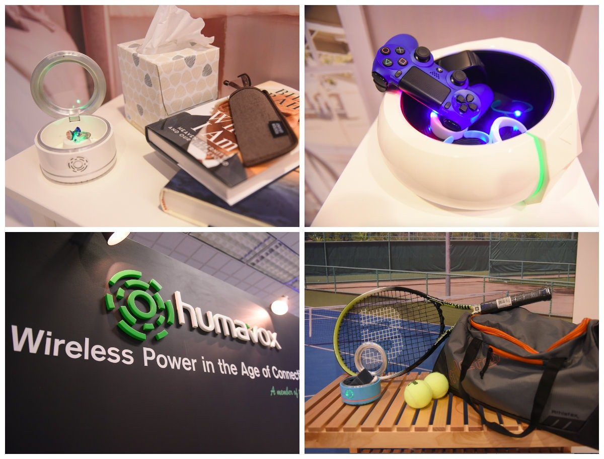 Wearables & Wireless Charging for Consumers