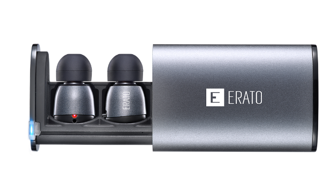 Compact Wireless Earbuds - Erato