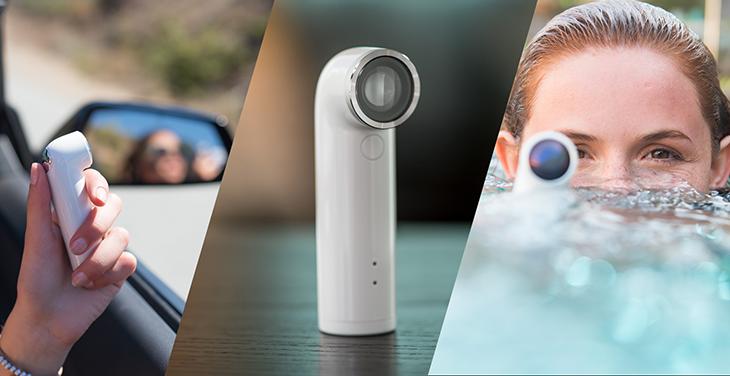 HTC RE Wearable Camera