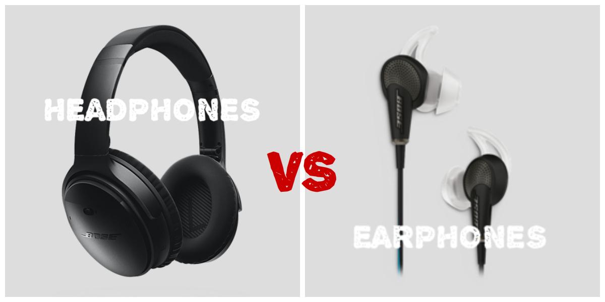 Truly wireless headphones