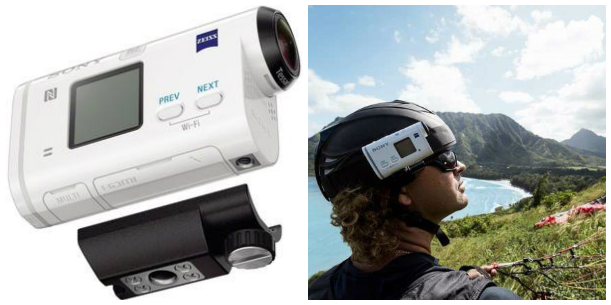 Sony HDR Wearable Camera