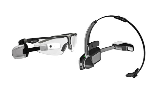 Augmented Reality Wearables (Vuzix)