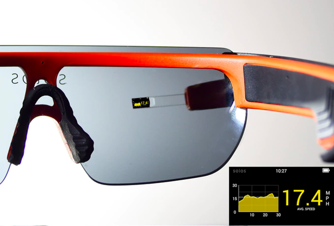 Solos – wearable AR glasses
