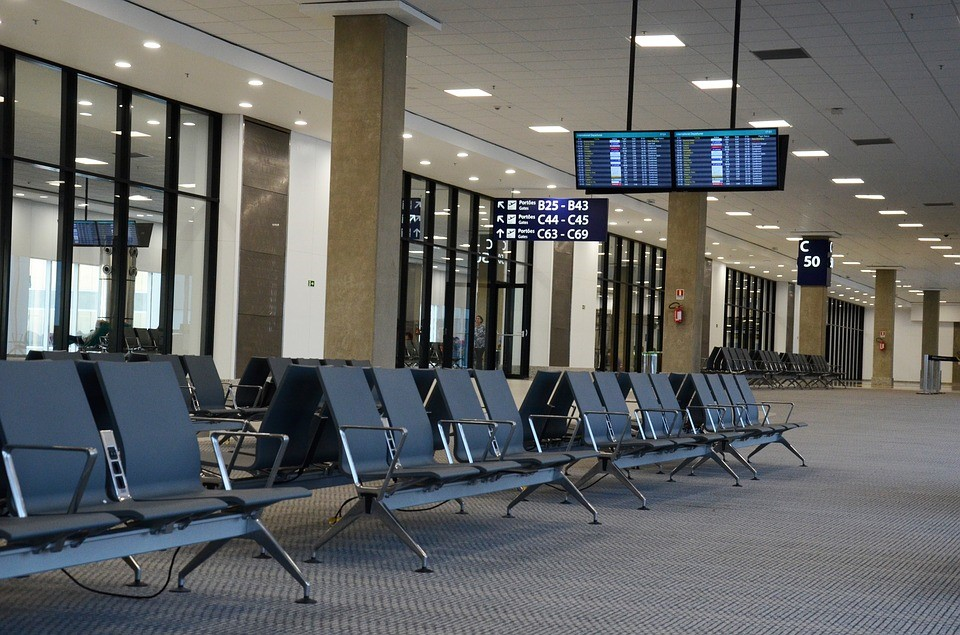 Wireless Charging in Airports