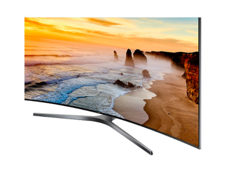 Curved 4K SUHD TV