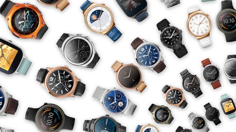 Android Wear - MWC 2017