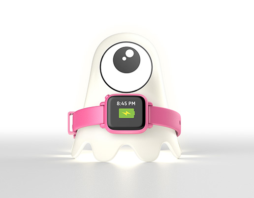 Octopus smartwatch for kids