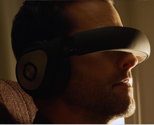 Avegant VR headphones