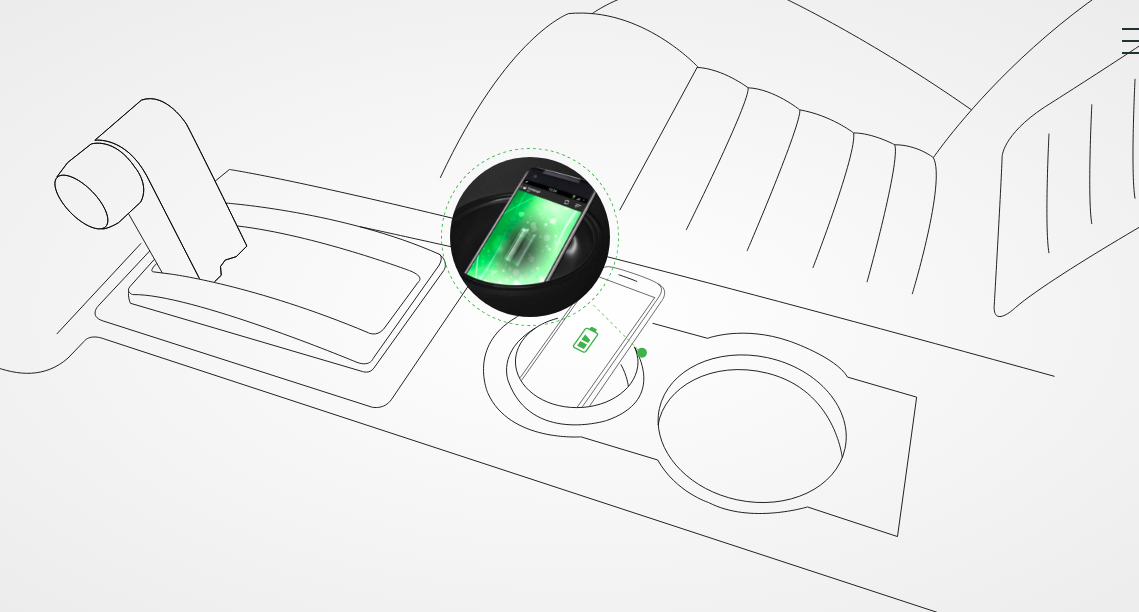 Humavox wireless charging technology